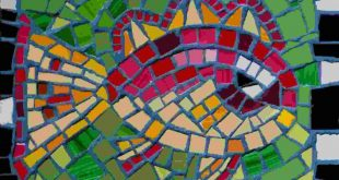 فن الفسيفساء الموزاييك