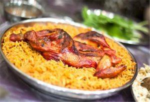 ارز الزربيان ب اللحم الذ واطيب من يدين ابداع تونه لعيونكم حيااكم