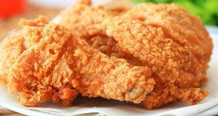 سؤال للخبيرات في طريقة قلي البروستد الدجاج المقلي