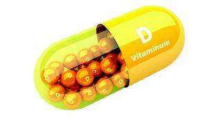 نقص فيتامين دال